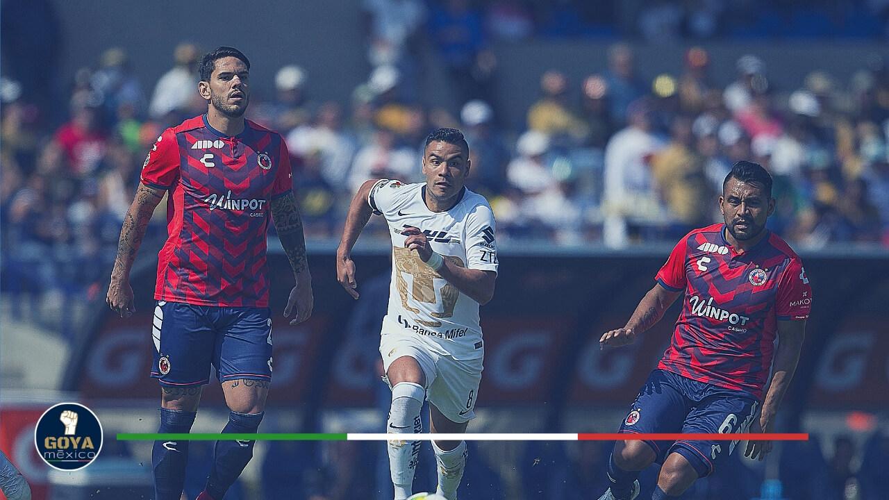 decepciona empate 0 - 0 de Pumas Veracruz