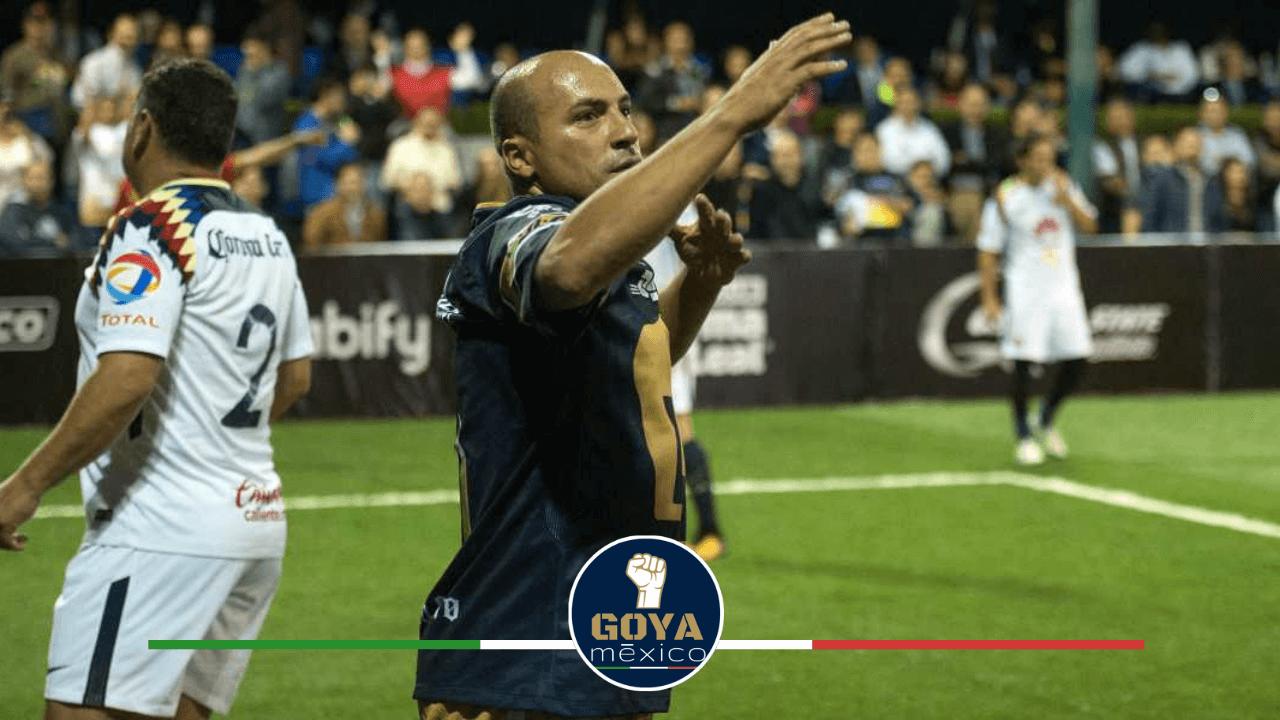 Ailton Da Silva enciende el Pumas vs Chivas