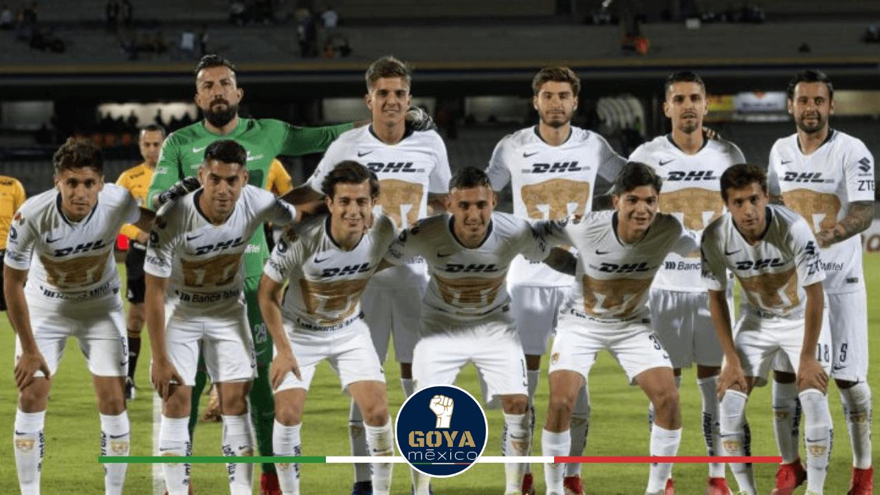 Pumas en Copa MX