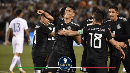 Hector Moreno marco el segundo gol mexicano