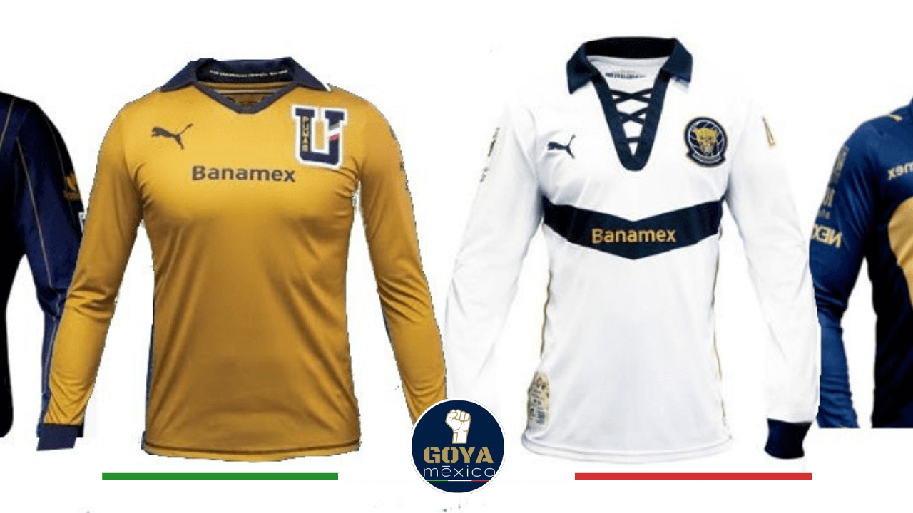 Nike sacaria jersey especial para Pumas