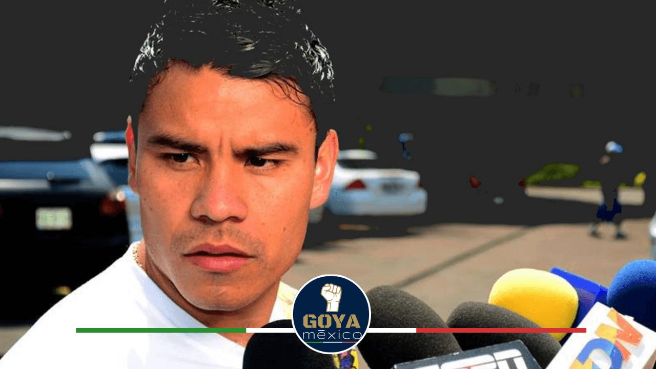 Pablo Barrera hablo con los medios a su llegada a Monterrey