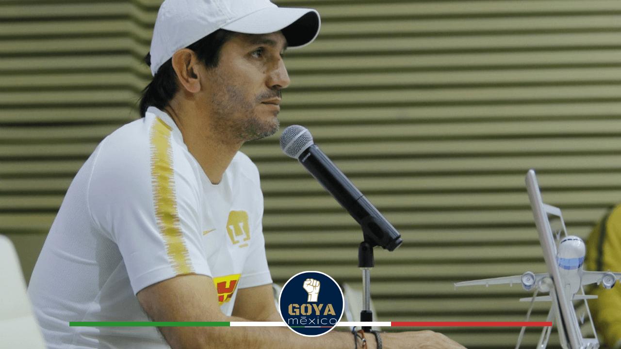 Bruno Marioni se despide de Pumas.