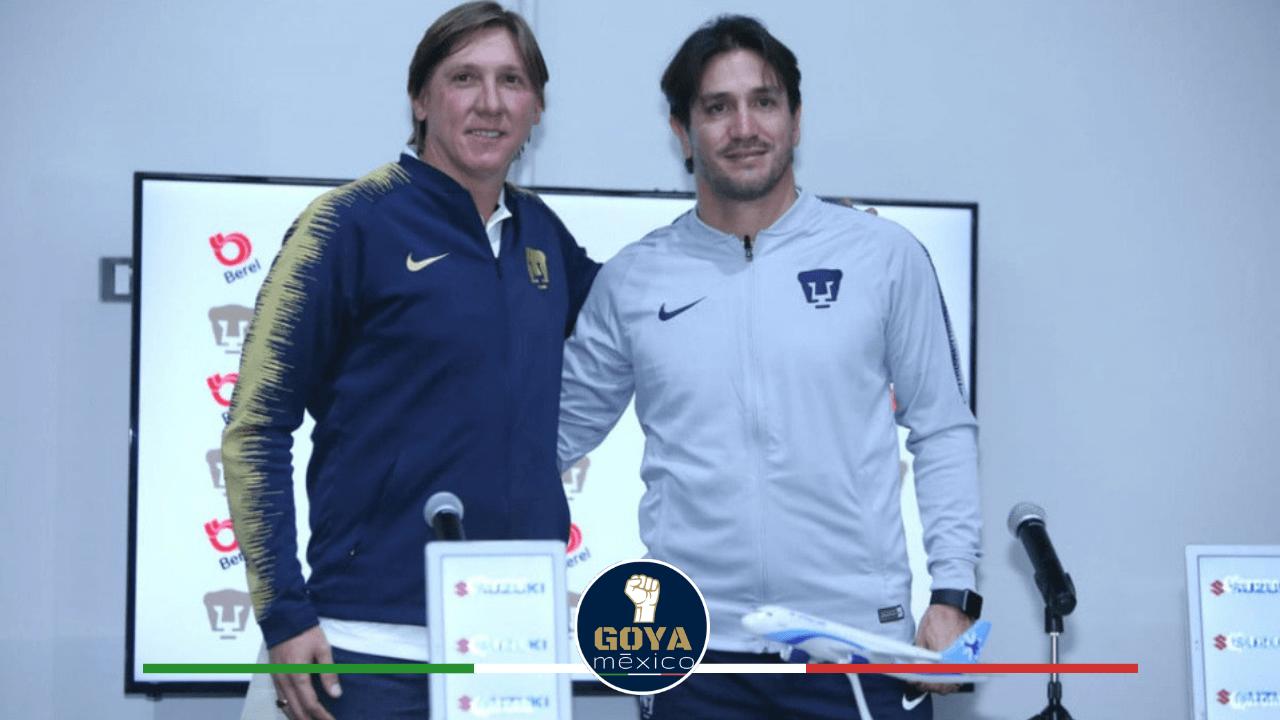 Bruno Marioni dice que será campeón con Pumas.