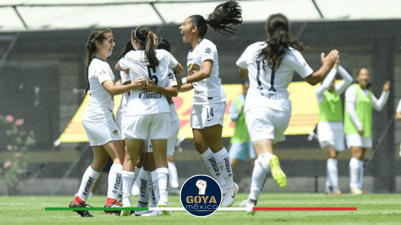 Pumas Femenil jugará vs Rayadas en la liguilla de la Liga MX Femenil