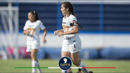 Pumas golea a Cruz Azul en la Liga MX Femenil