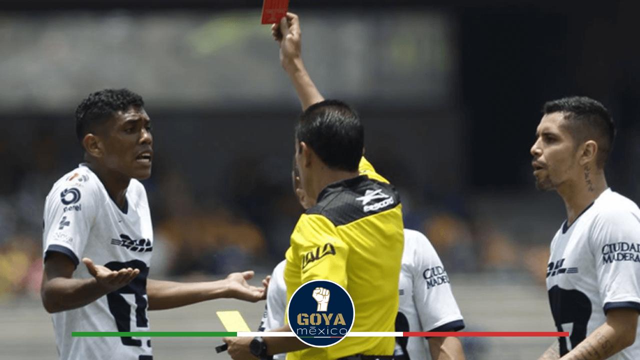 Jose Alfredo Peñaloza vs Pumas
