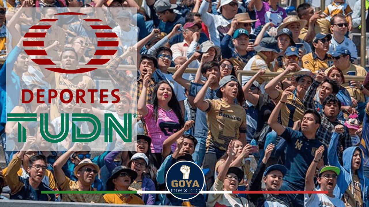 ¿Televisa dejo el Pumas vs Tigres solo para Monterrey?