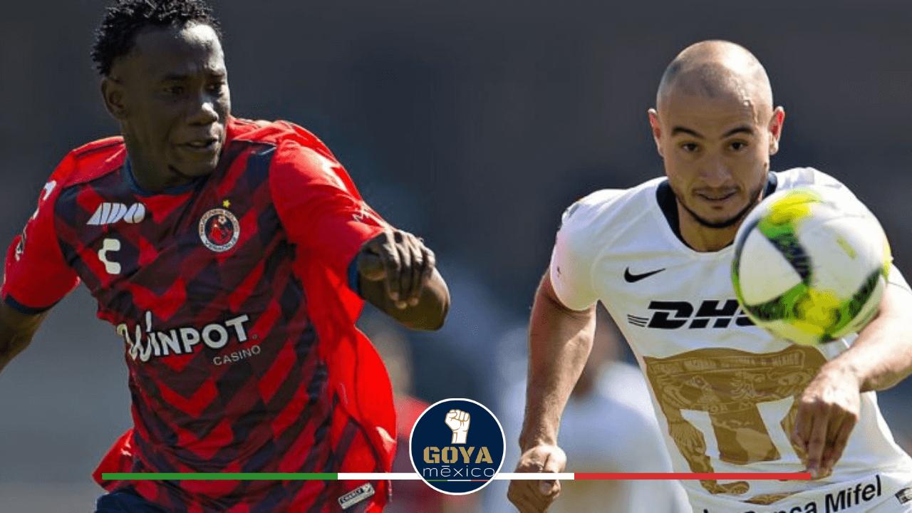 Pumas haría cumplir 1 año a Veracruz sin ganar en Liga