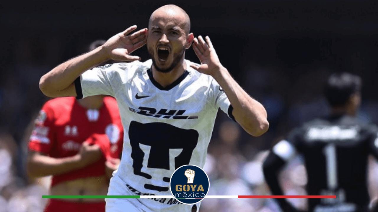 Carlos Gonzalez en el 11 ideal de la Liga MX