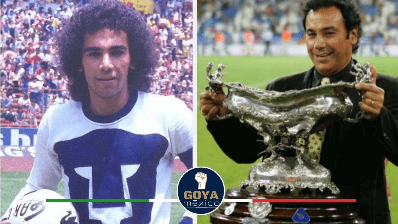 Hugo Sanchez, una de las más grandes leyendas de nuestro club