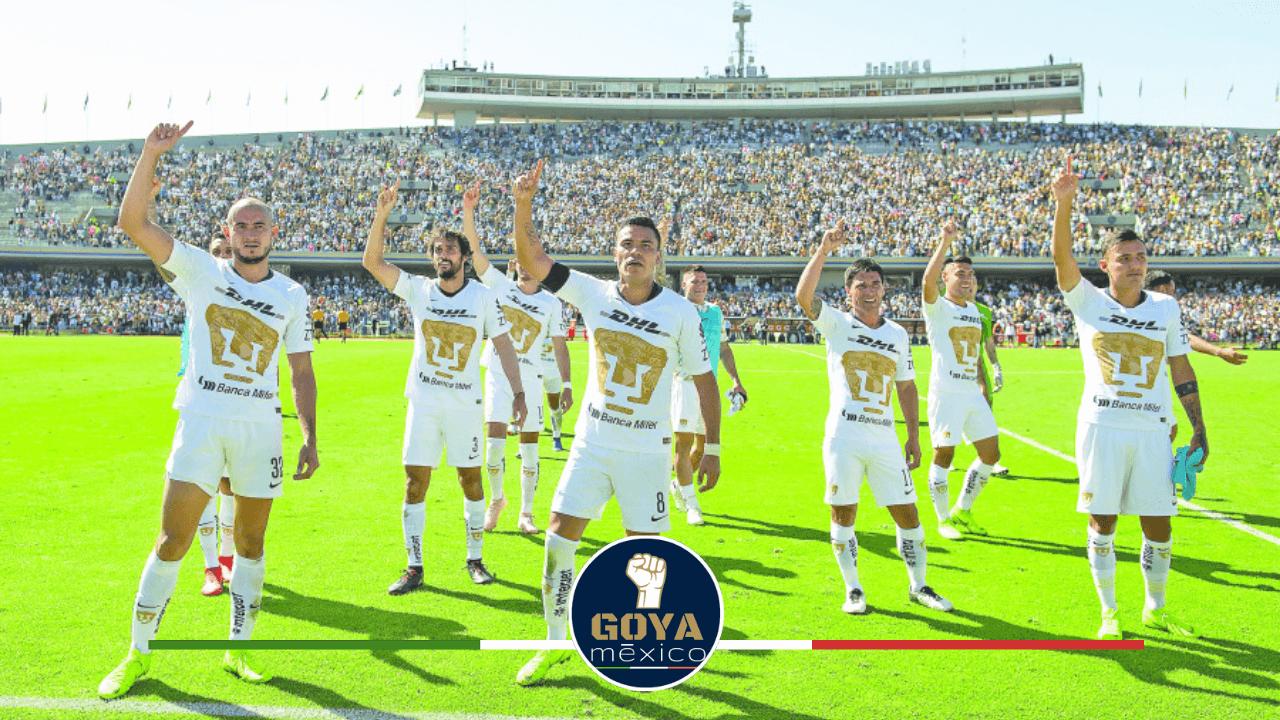 Pumas y su año sabático para ascender a primera división.