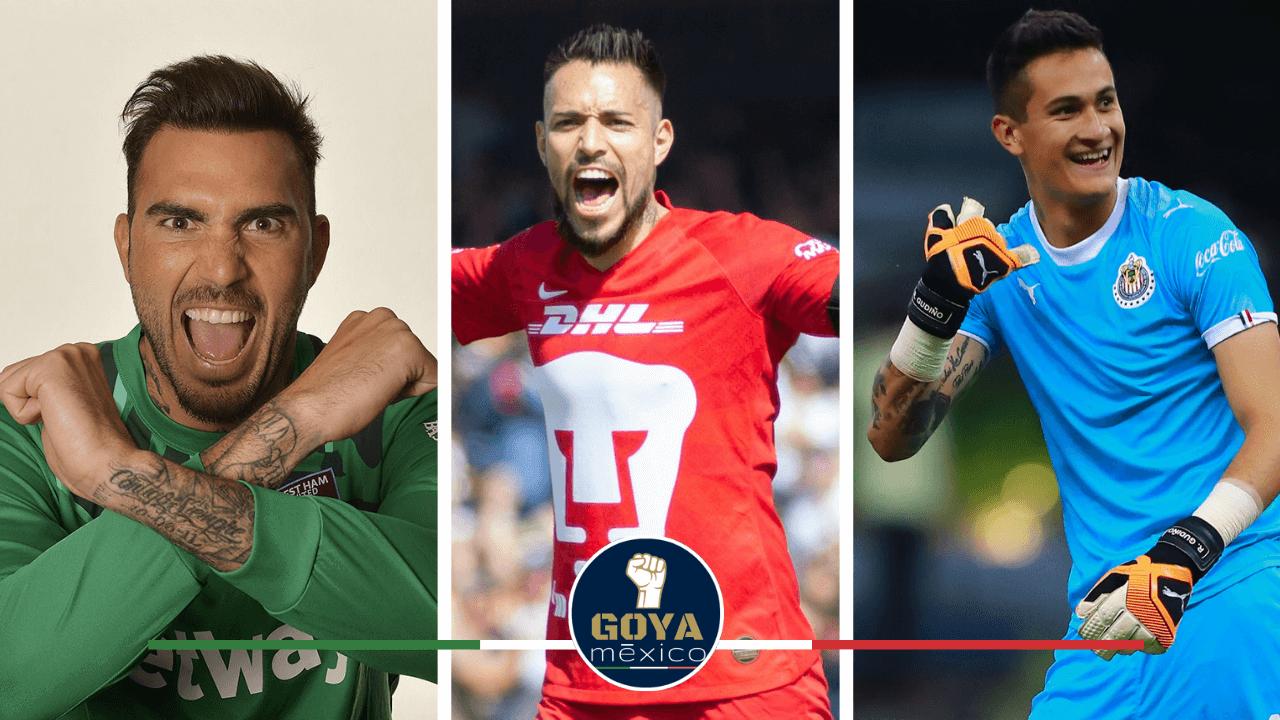 ¿Raul Gudiño o Roberto Jiménez para Defender el Arco de Pumas?