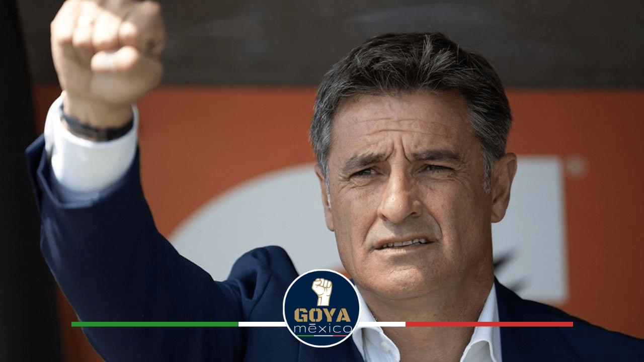 """""""Estoy en el mejor equipo y el más grande"""", Michel González."""