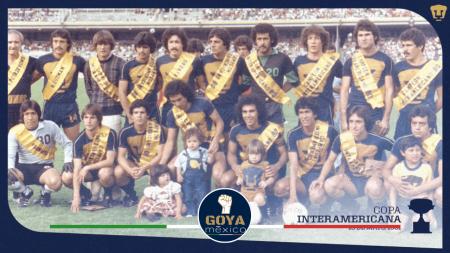 39 años del Título Internacional más Importante, la Copa Interamericana.