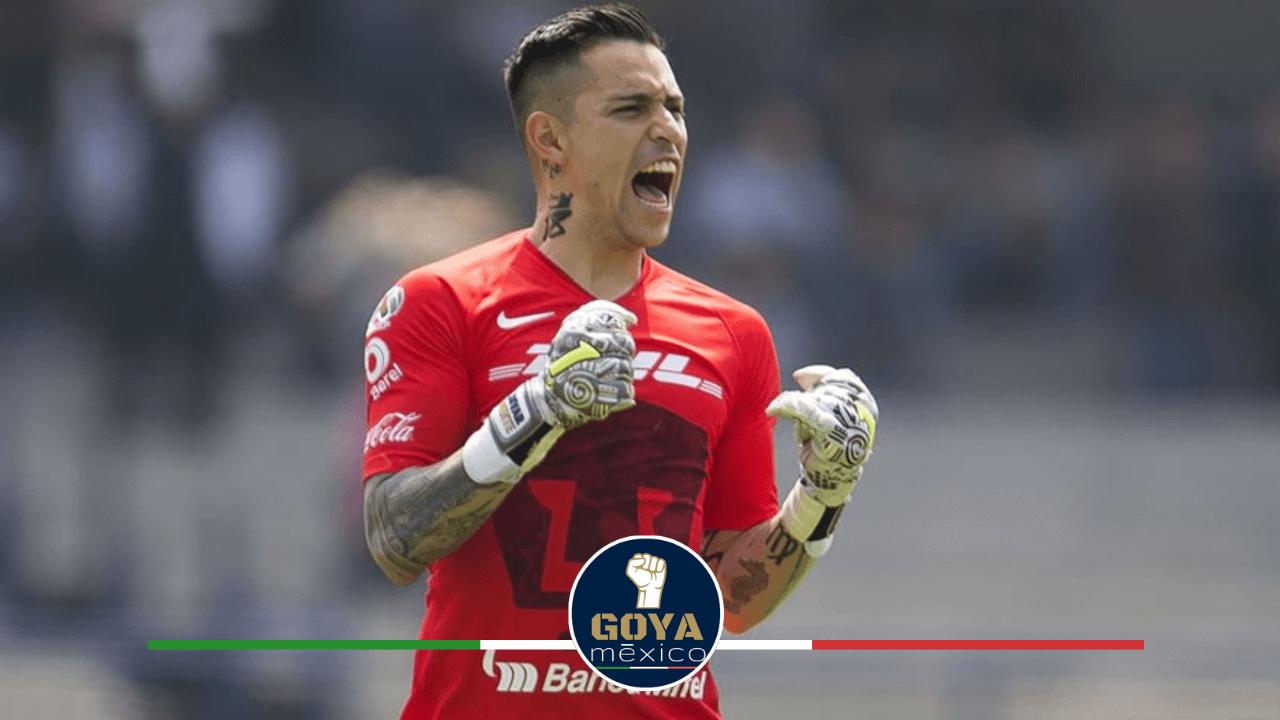 Alfredo Saldivar se Queda en Pumas Hasta el 2023.