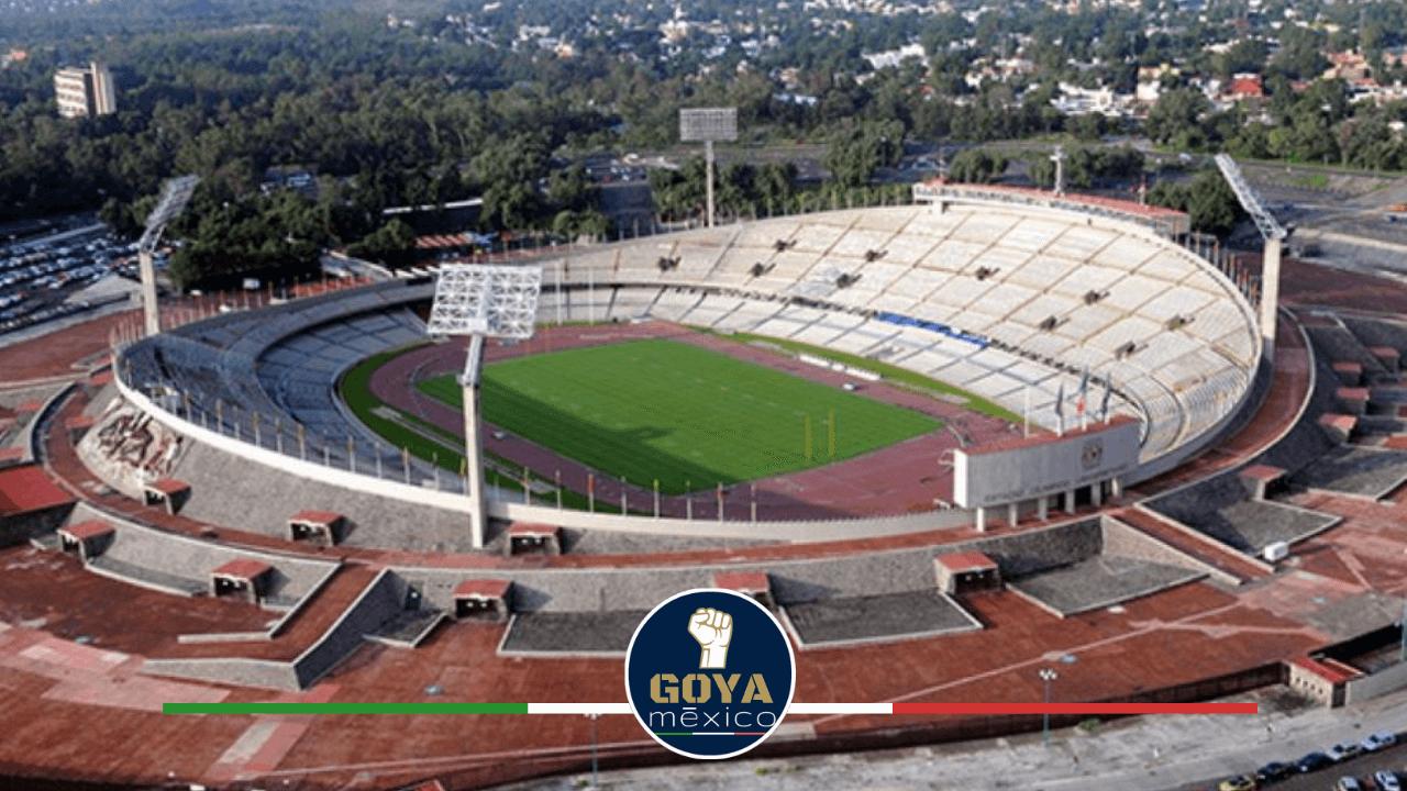 El Olímpico Universitario está Listo para el Regreso de la Liga MX.