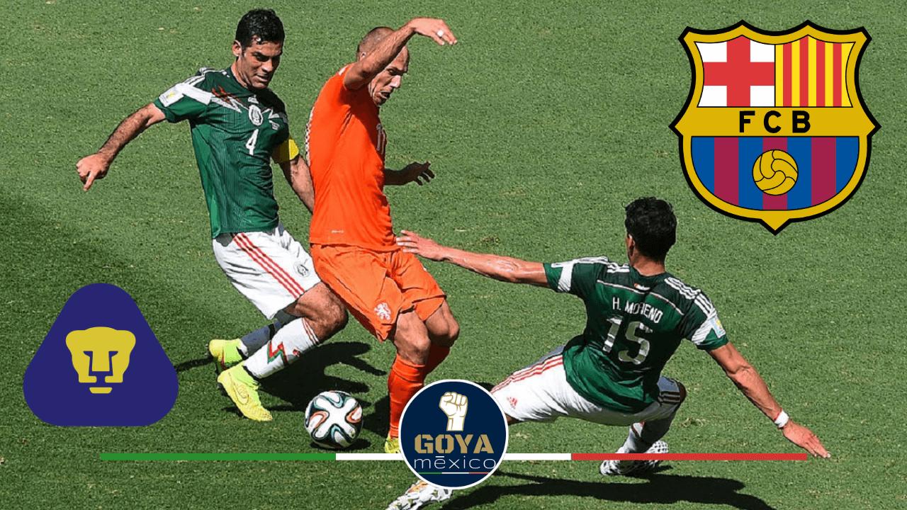 """El jugador """"más odiado"""" de México Impidió que Héctor Moreno Llegara a Barcelona."""
