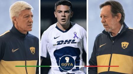 Futuro de Marco Garcia depende de Leopoldo Silva y Chucho Ramírez.