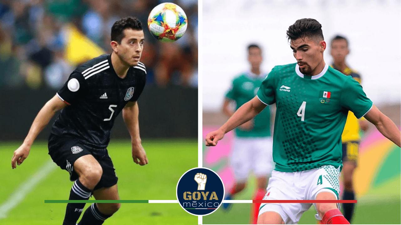 La Defensa de la Selección Mexicana será de Pumas.