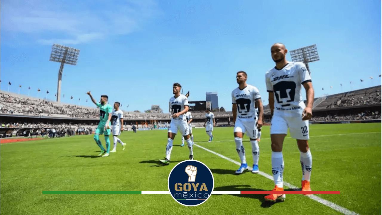 Pumas en Contra de la Cancelación del Clausura 2020.