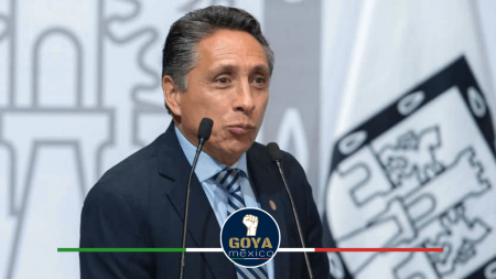 Status de Salud de Manuel Negrete, dio positivo a COVID-19.