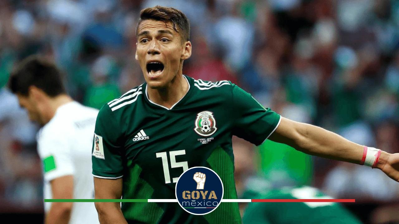 ¿Hector Moreno Regresará al Continente Americano?