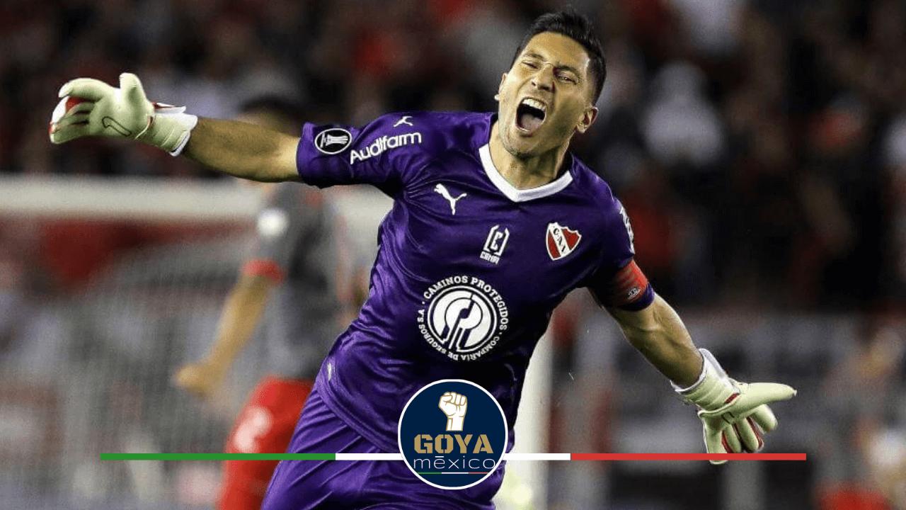 Así le Aviso Pumas a Independiente que ya NO Quiere a Martin Campaña.