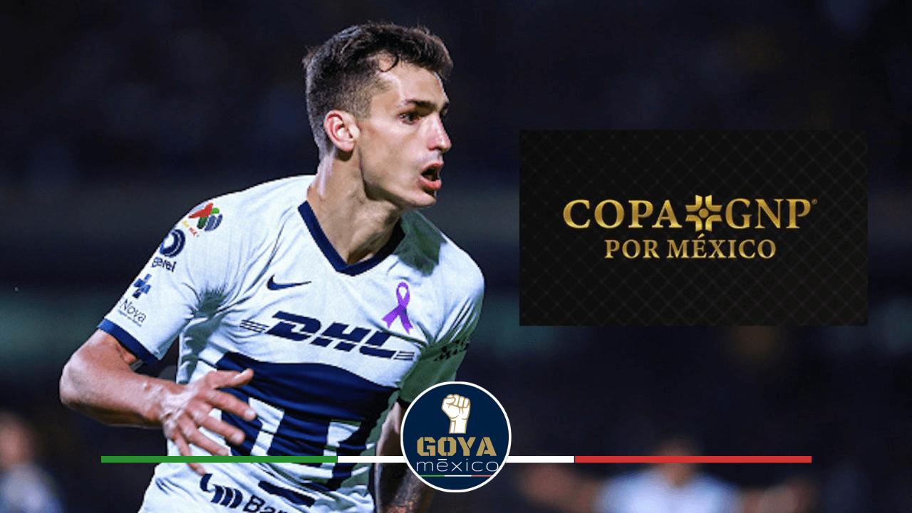 Copa GNP por México / Todo lo que debes saber.