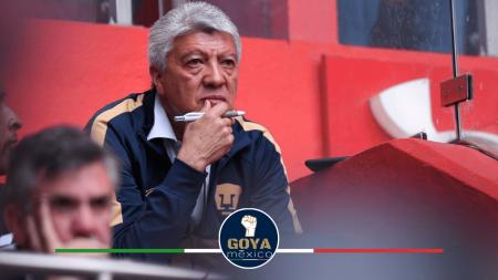 Jugadores de Pumas molestos con Chucho Ramírez.