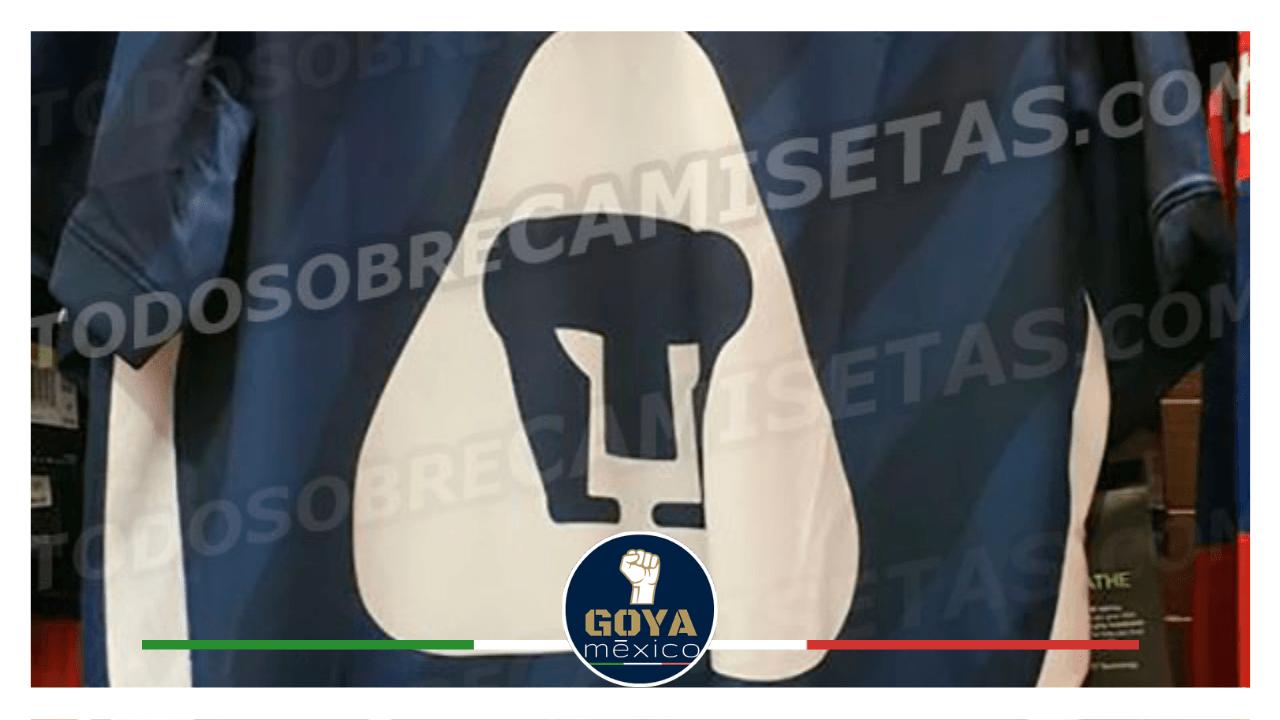 ¡Se filtra posible Jersey de Pumas para la próxima temporada!