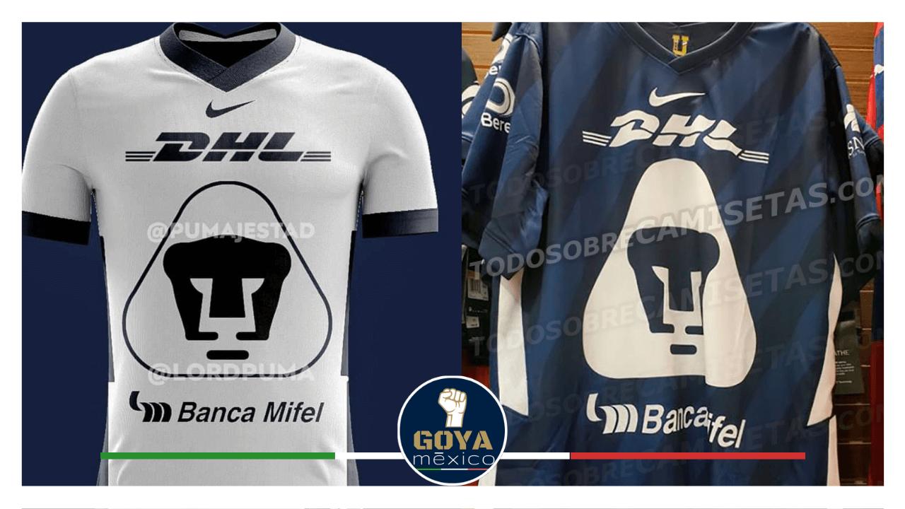 ¿Los Jerseys de Pumas para la Próxima Temporada?
