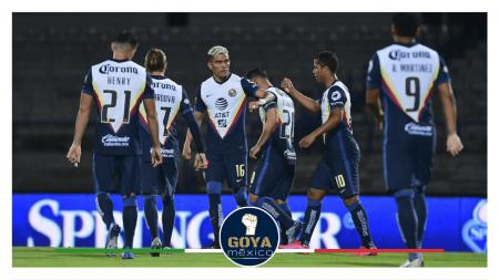 América y Cruz Azul jugarán el inicio de la Liga MX en C.U.