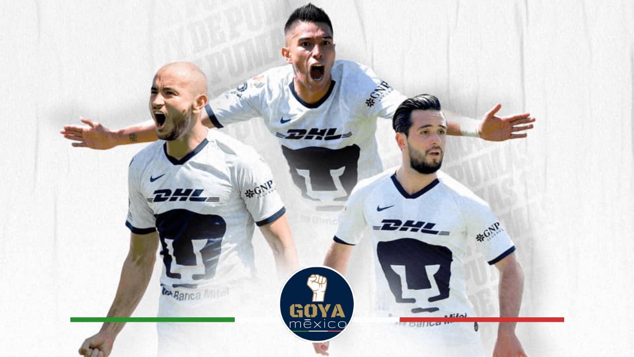 Nuevo patrocinador para Pumas.