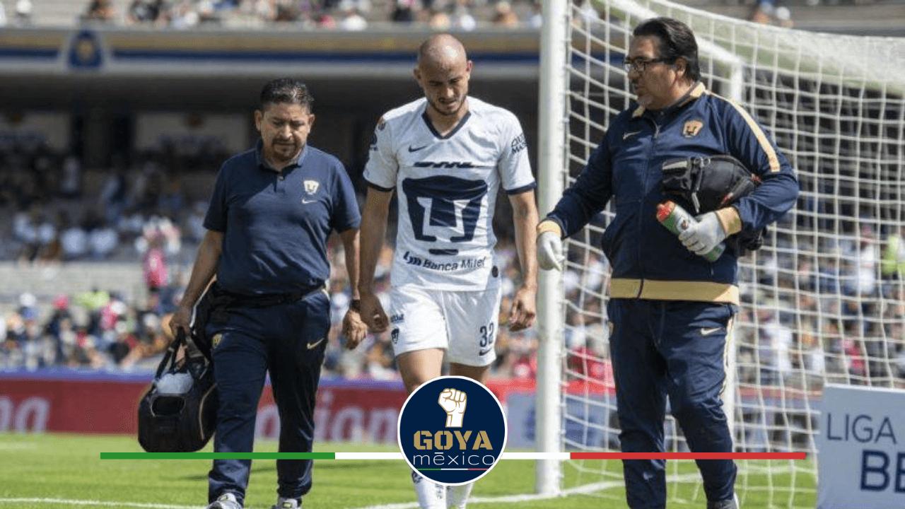 González jugará hoy con molestias físicas
