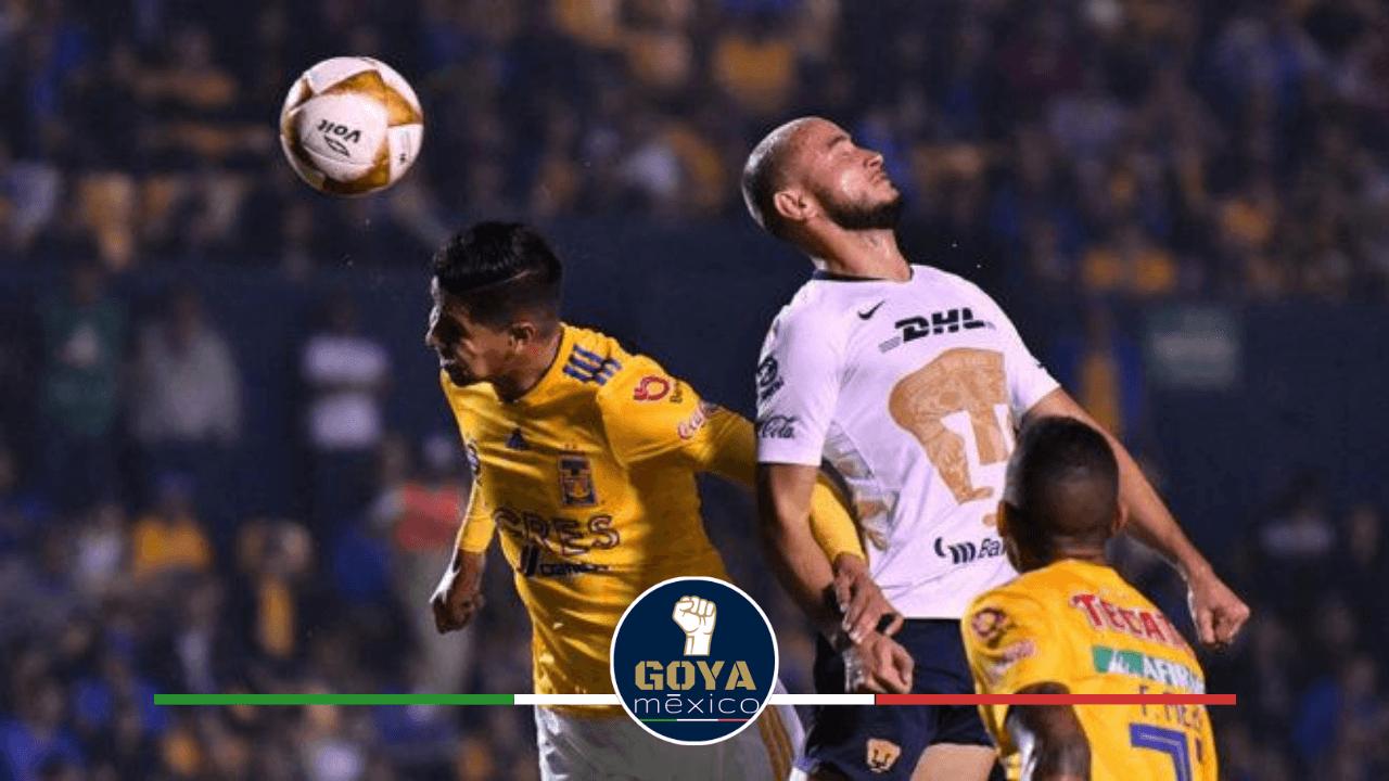 Importante defensa de Tigres podría ser baja contra Pumas