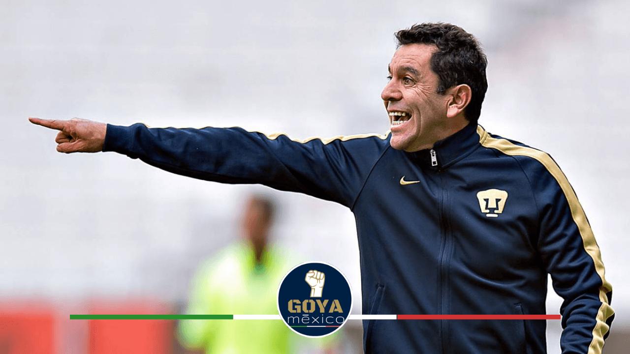 ¿Qué se necesita para ser técnico de Pumas? Según David Patiño.