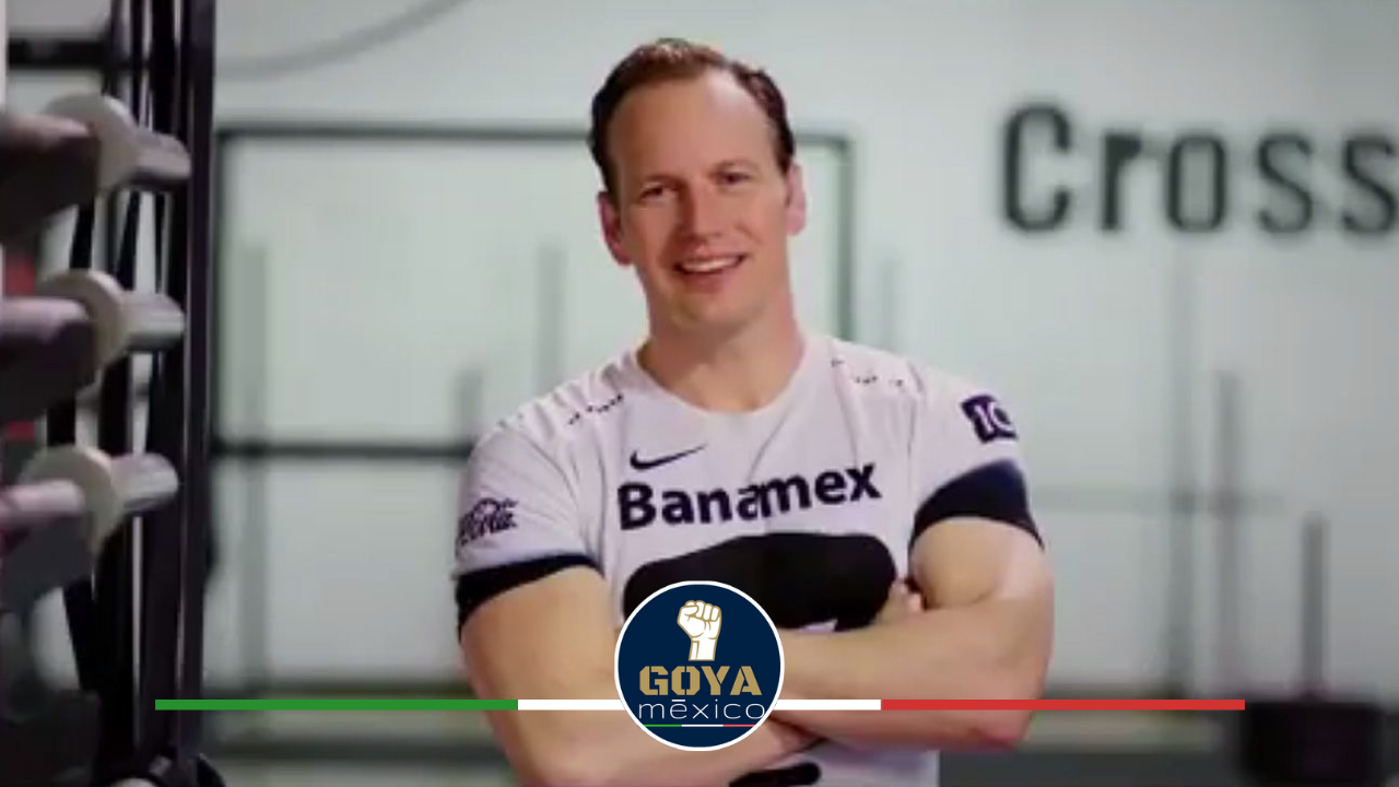 Patrick Wilson, el actor de Hollywood presumió el Jersey de Pumas.