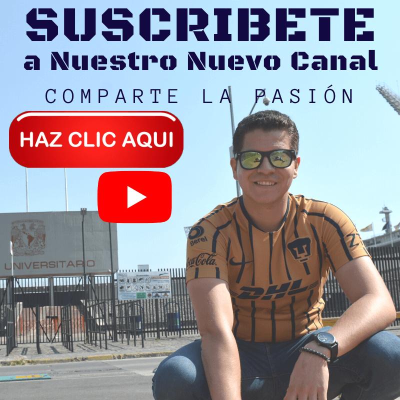 SUSCRIBETE a Nuestro Nuevo Canal