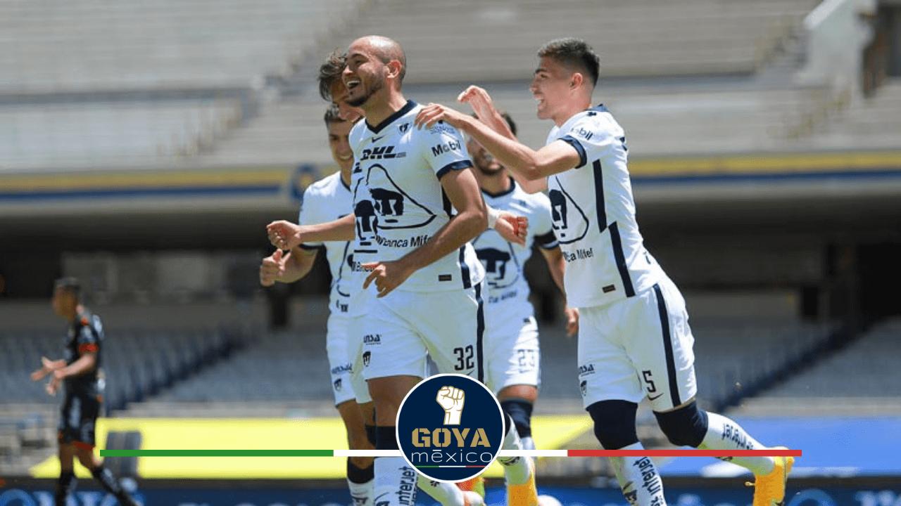 ¿Como Alineará Pumas ante Puebla este Sábado?