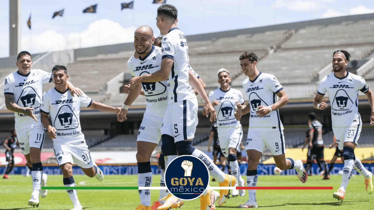 El Calendario de Pumas para Septiembre en la Liga MX.