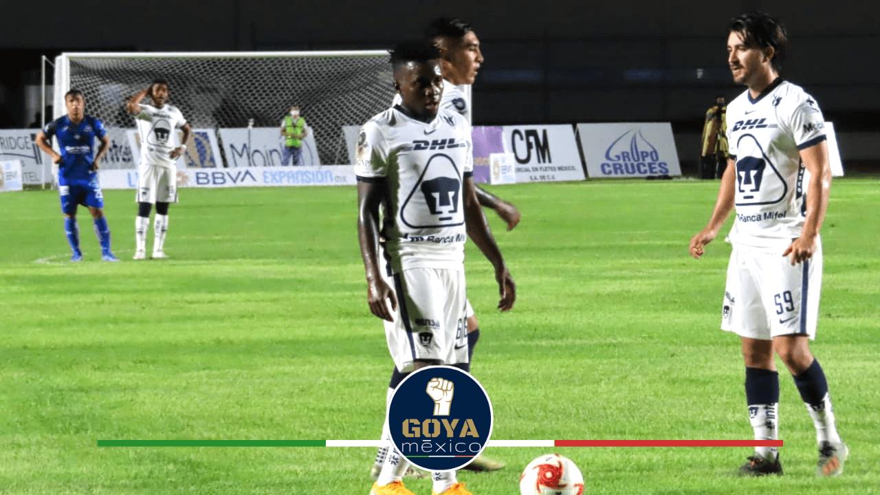 Pumas Tabasco Pierde 1 - 2 con Celaya, Carlos Mejia Marcó Gol.