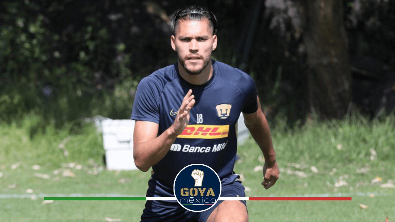 Nicolás Freiré vuelve a entrenar