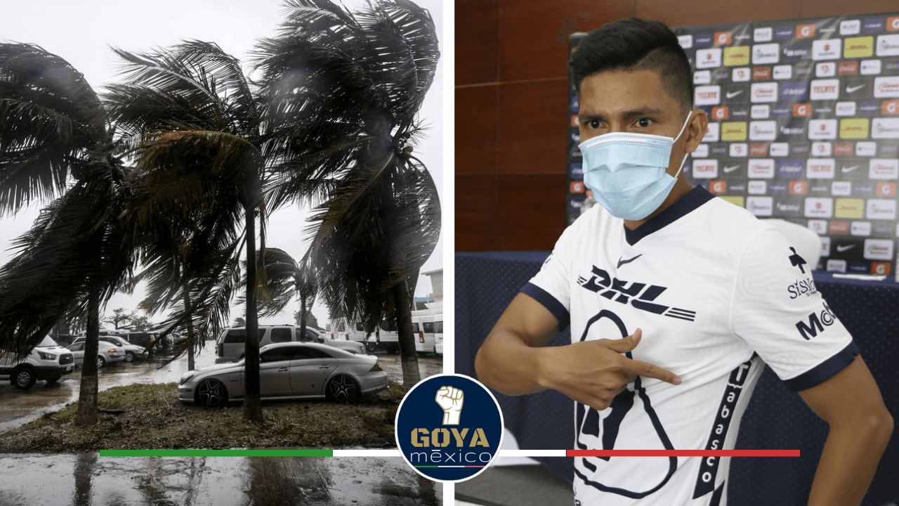 Se pospone el Pumas Tabasco vs Cancún FC por Huracán Delta.