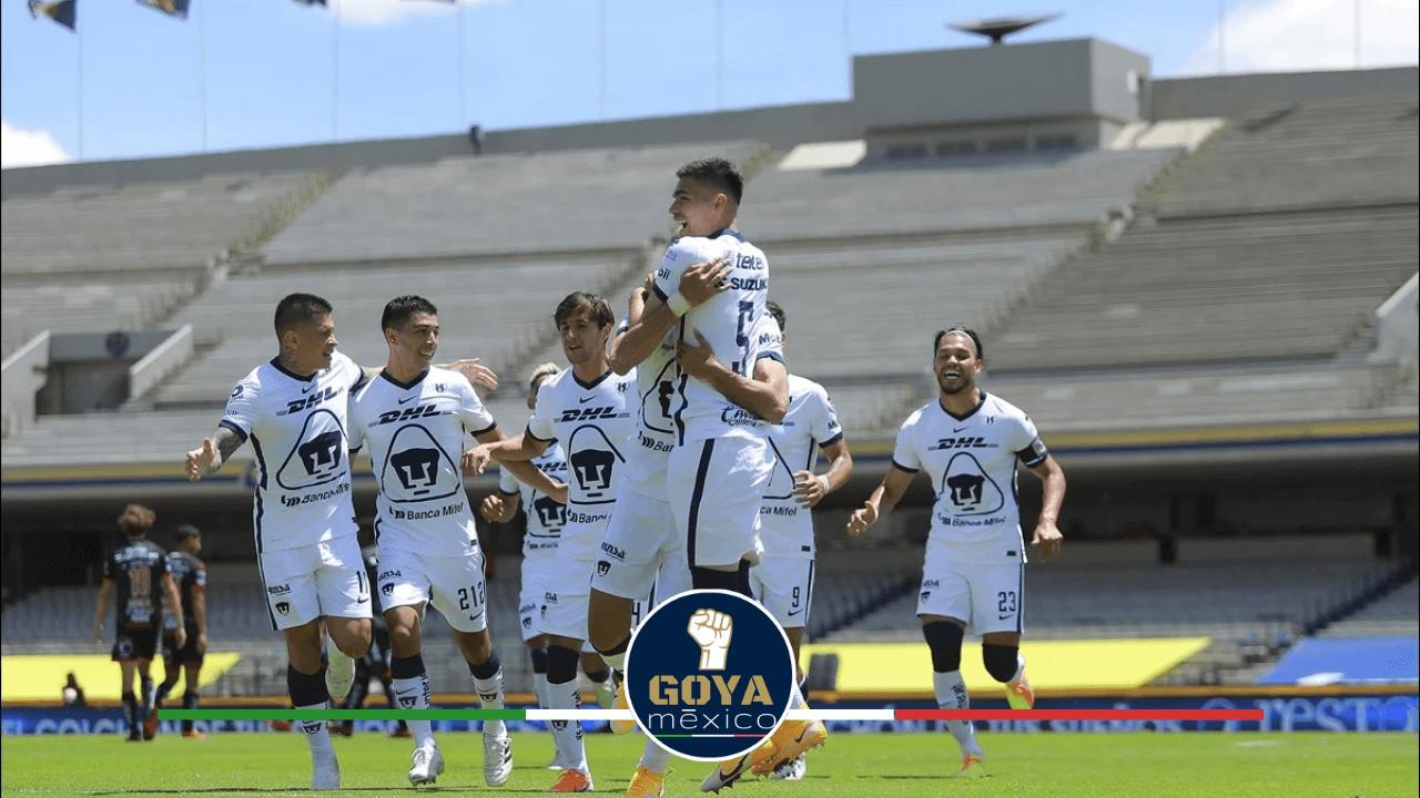 ¿Cómo alineará Pumas ante Pachuca?