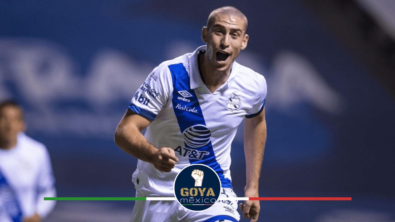 Santiago Ormeño quiere llegar a Pumas.