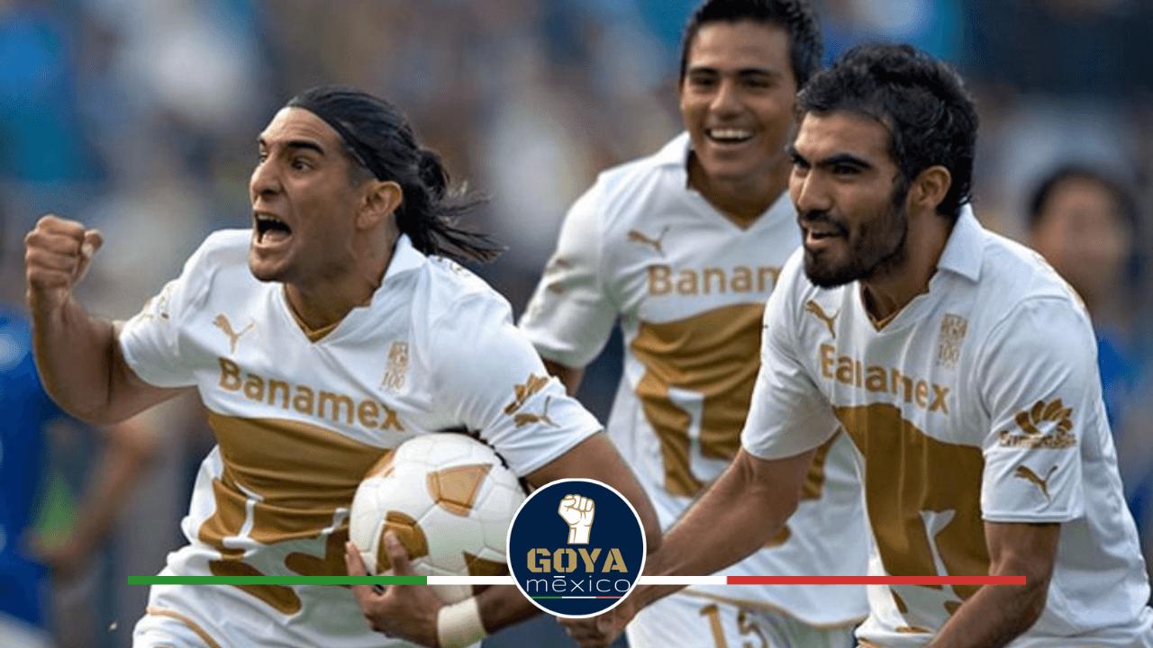 El historial de Pumas en partidos de liguilla contra el Cruz Azul