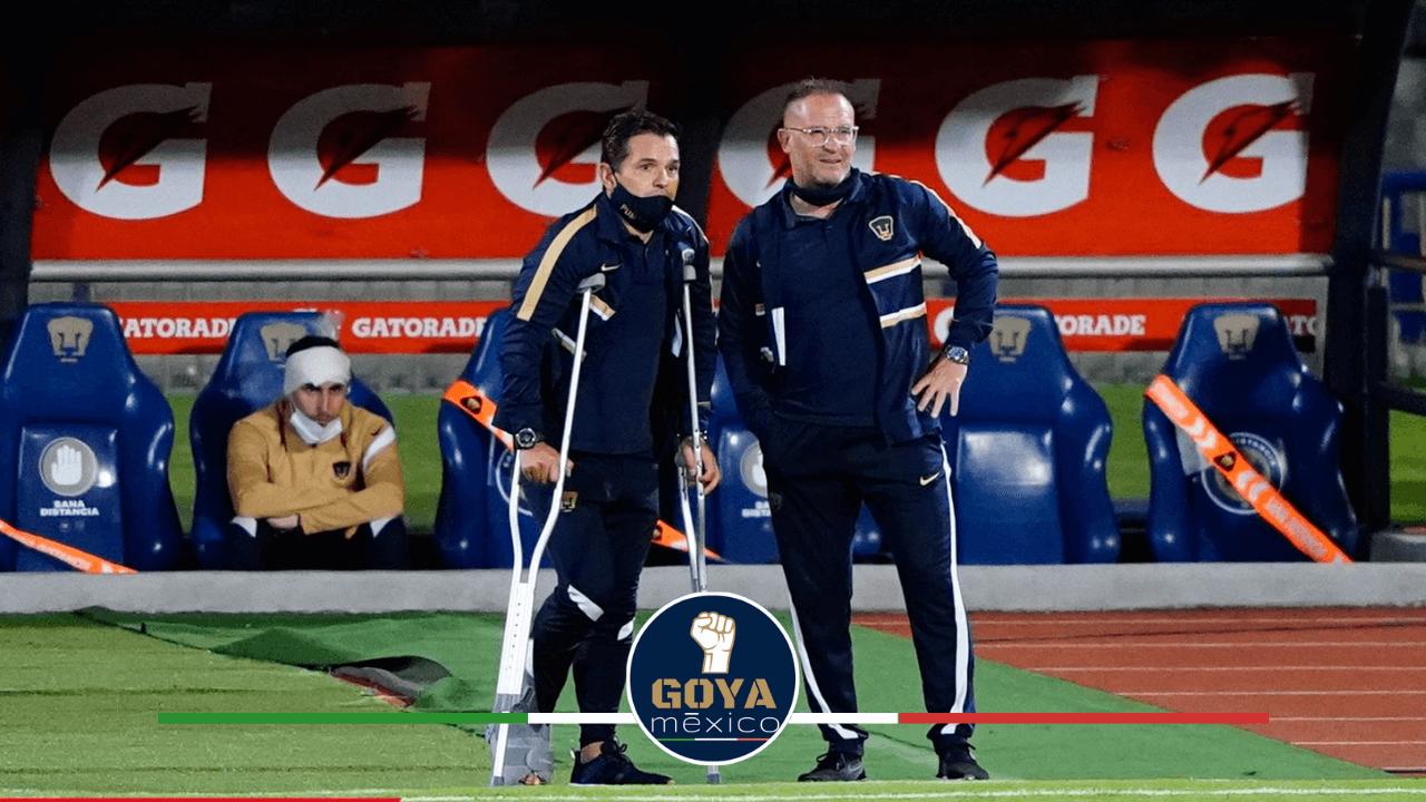 ¡Pumas Clasificó a la Concachampions 2022!