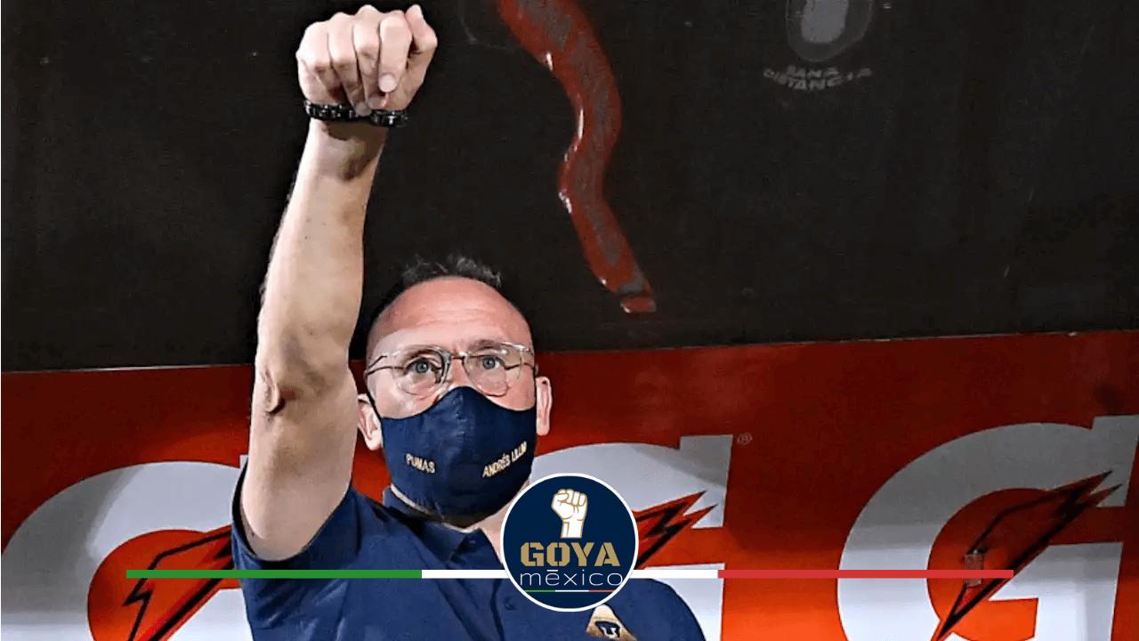 """""""El empate no es bueno para nosotros"""", Andrés Lillini."""