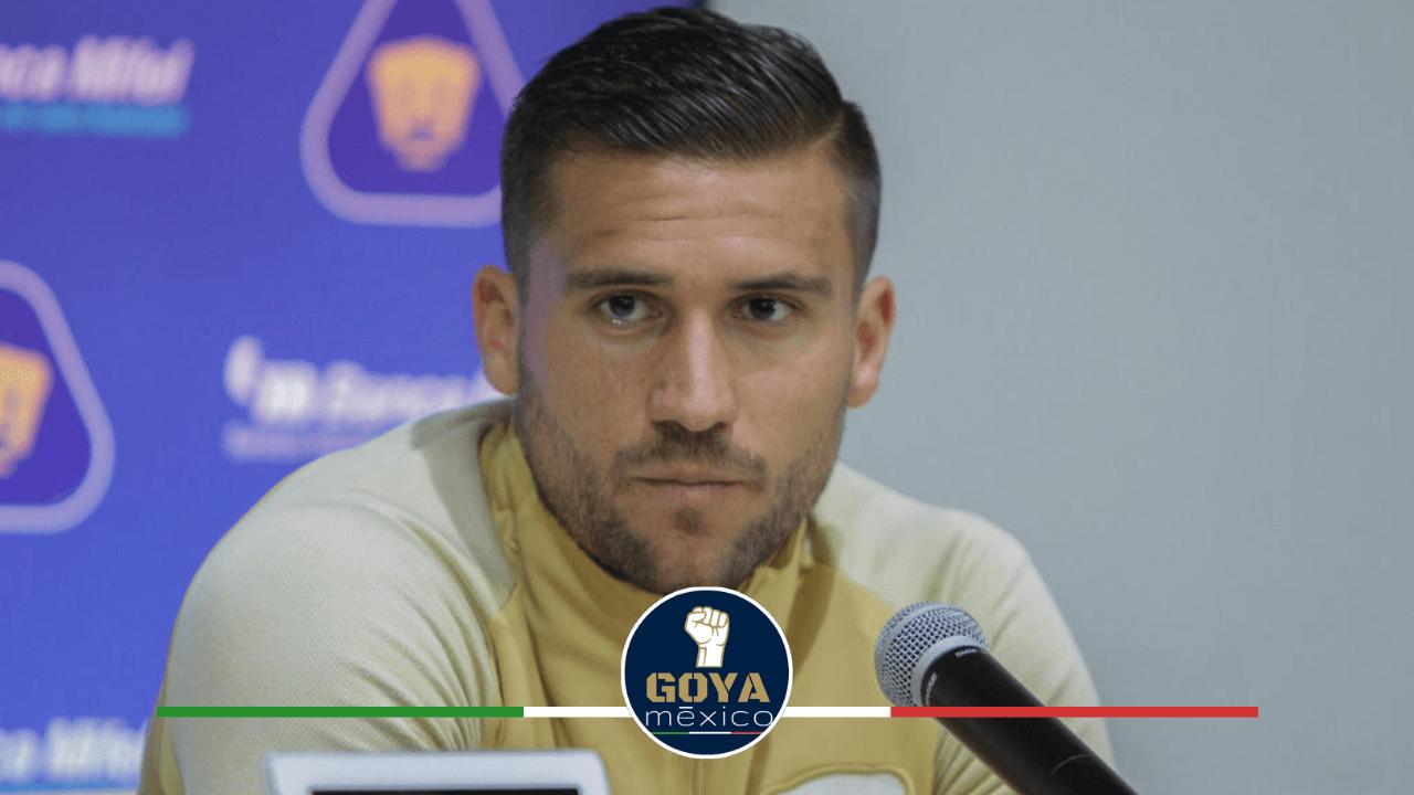 """""""Yo no pedí salir de Pumas"""", expresó Andrés Iniestra"""